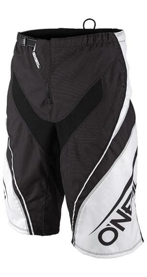 ONeal Element FR Miehet pyöräilyhousut , valkoinen/musta